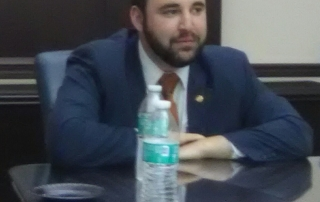 Representative Aaron Kaufer