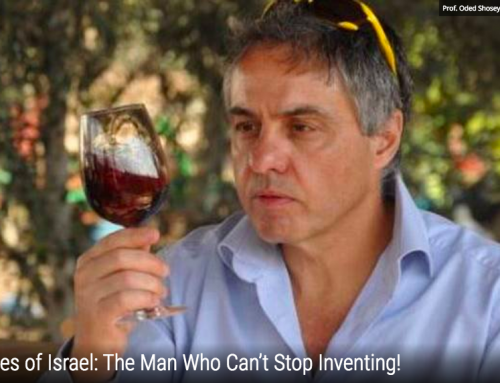 Faces of Israel: The Man Who Can't Stop Inventing!