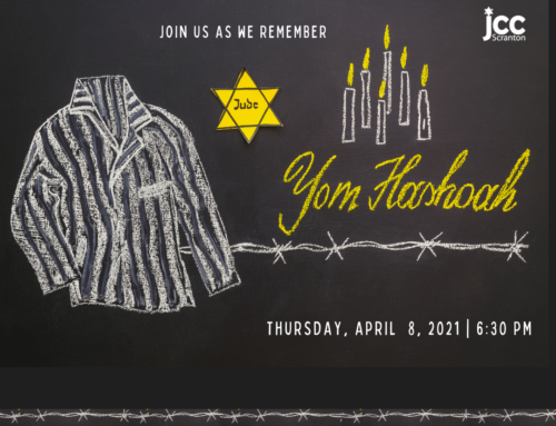 Yom HaShoah – April 8, 2021